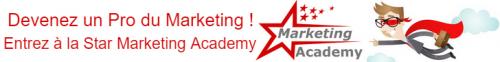 Les vidéos de Juin pour ma formation continue au WebMarketing : la Star Marketing Acacemy 2