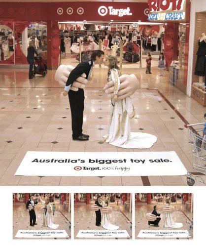 Les plus belles publicités sur le Mariage... pour les fans de Mariés au Premier Regard 35