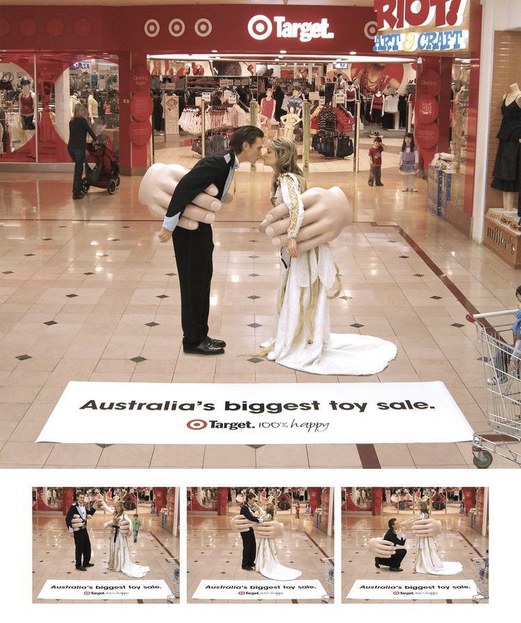 Les plus belles publicités sur le Mariage... pour les fans de Mariés au Premier Regard 32