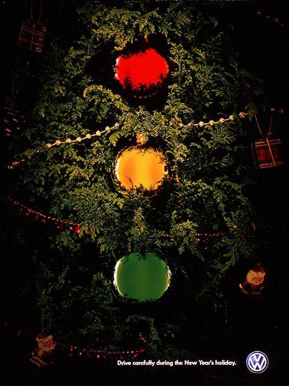 Les 120 publicités sur Noël plus belles et les plus créatives ! 82