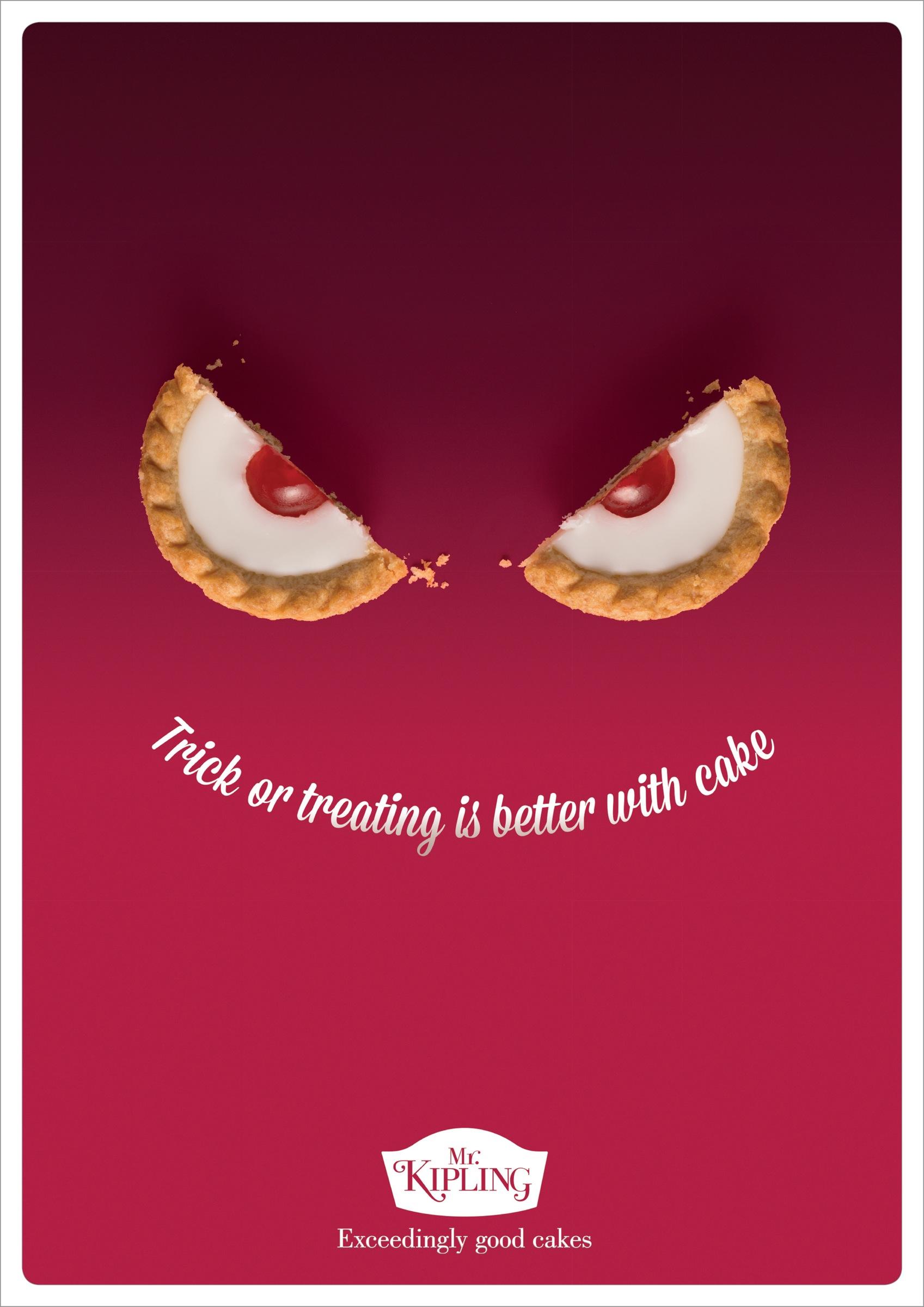 Les publicités les plus créatives sur la Pâtisserie - Spécial #LeMeilleurPâtissier 17