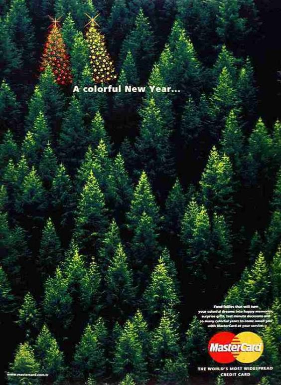 Les 120 publicités sur Noël plus belles et les plus créatives ! 84