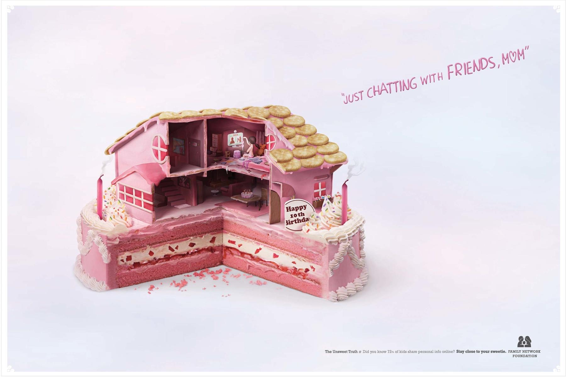 Les publicités les plus créatives sur la Pâtisserie - Spécial #LeMeilleurPâtissier 42
