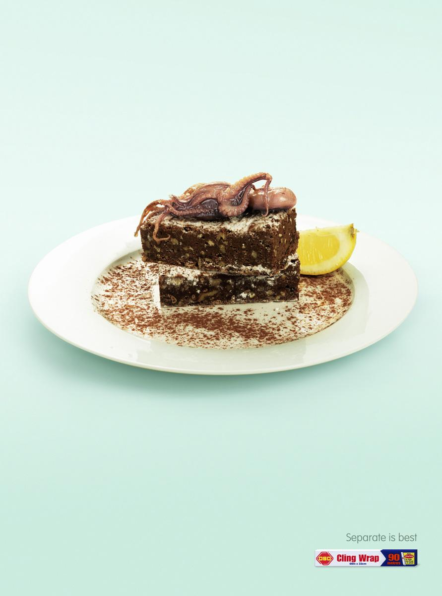 Les publicités les plus créatives sur la Pâtisserie - Spécial #LeMeilleurPâtissier 55