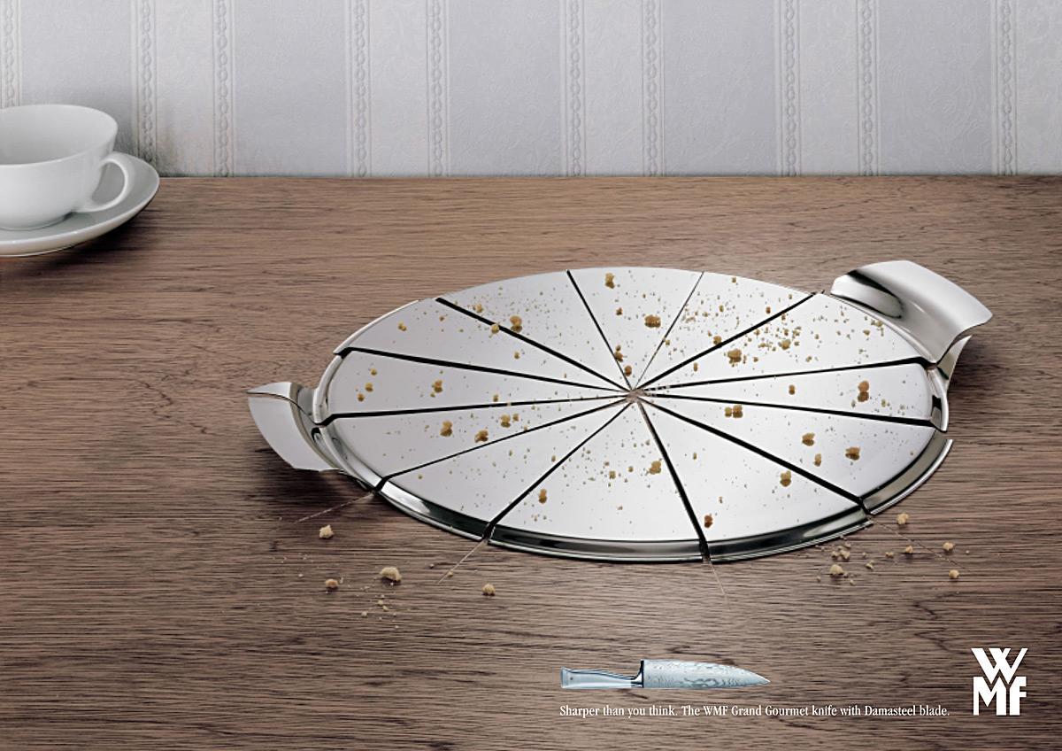 Les publicités les plus créatives sur la Pâtisserie - Spécial #LeMeilleurPâtissier 15