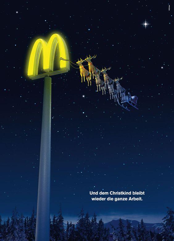 Les 120 publicités sur Noël plus belles et les plus créatives ! 35