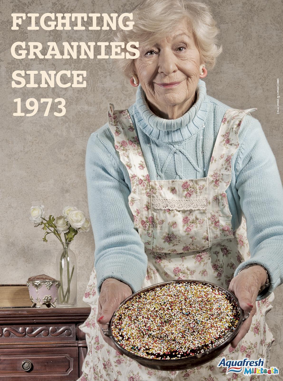Les publicités les plus créatives sur la Pâtisserie - Spécial #LeMeilleurPâtissier 25