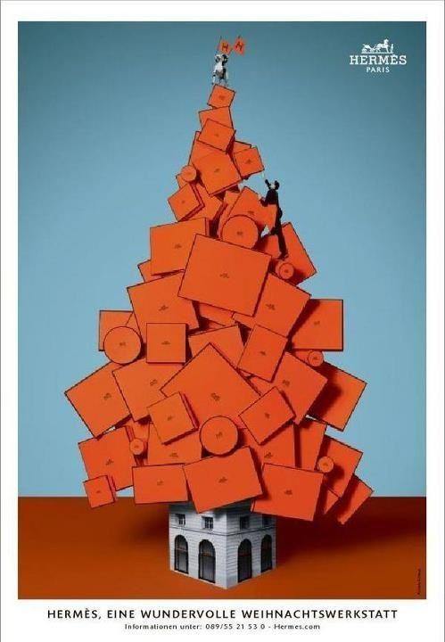 Les 120 publicités sur Noël plus belles et les plus créatives ! 41
