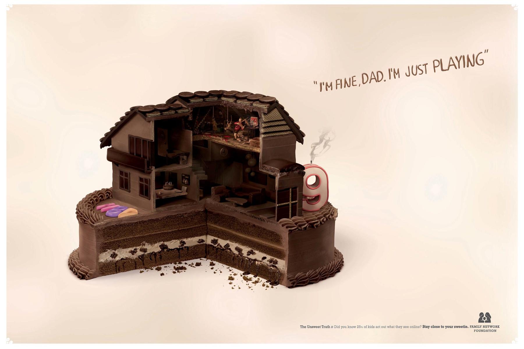 Les publicités les plus créatives sur la Pâtisserie - Spécial #LeMeilleurPâtissier 39