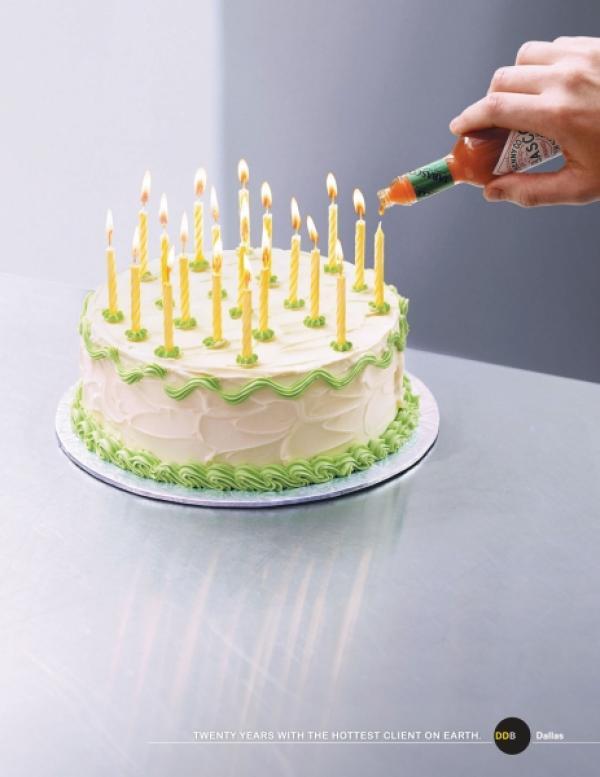 Les publicités les plus créatives sur la Pâtisserie - Spécial #LeMeilleurPâtissier 40