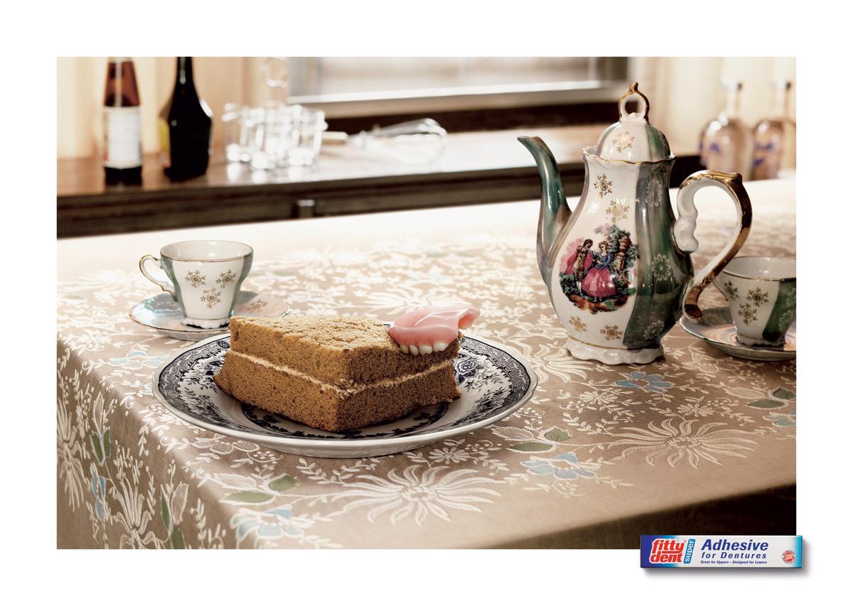 Les publicités les plus créatives sur la Pâtisserie - Spécial #LeMeilleurPâtissier 44