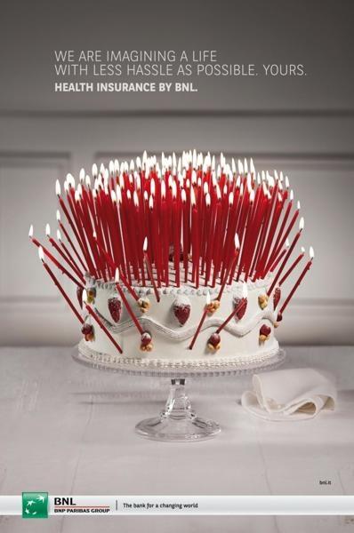 Les publicités les plus créatives sur la Pâtisserie - Spécial #LeMeilleurPâtissier 5
