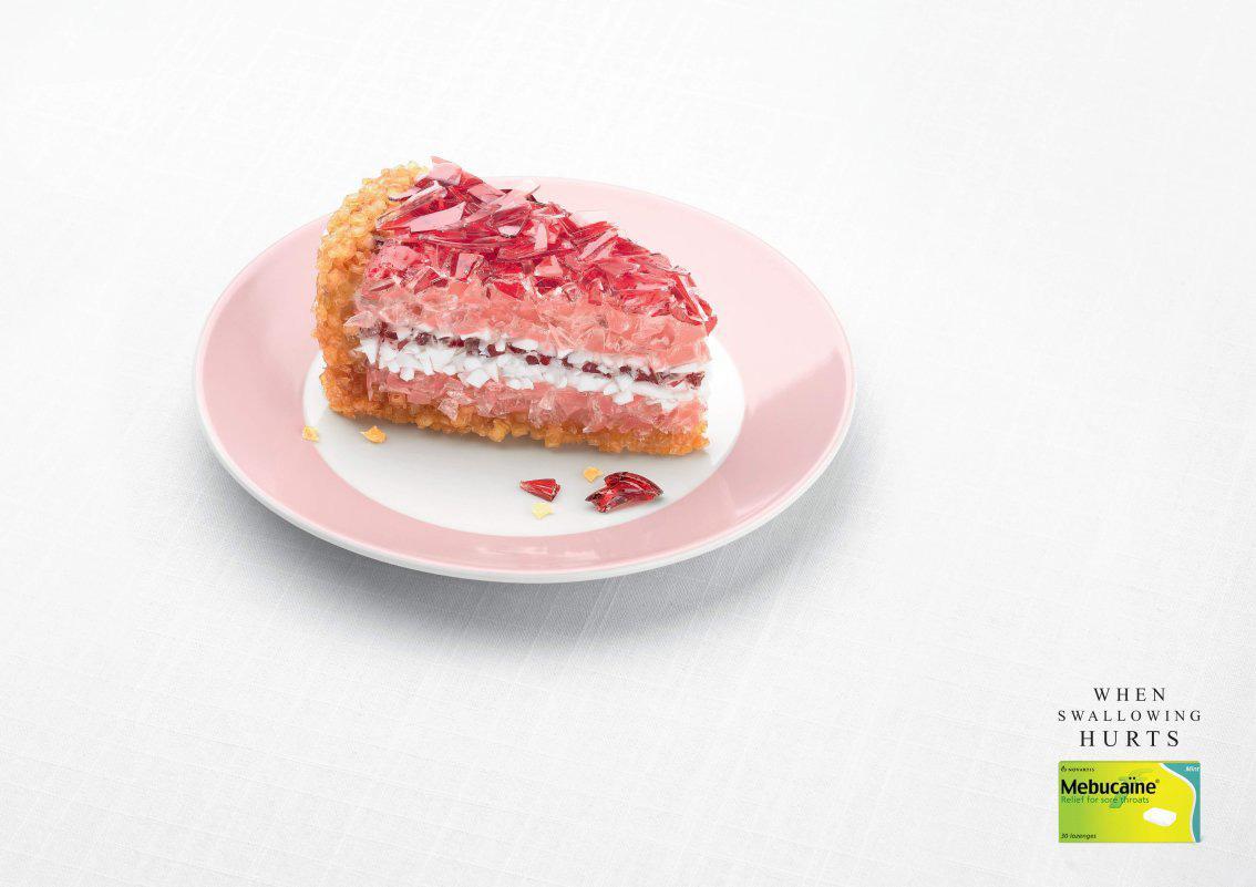 Les publicités les plus créatives sur la Pâtisserie - Spécial #LeMeilleurPâtissier 49