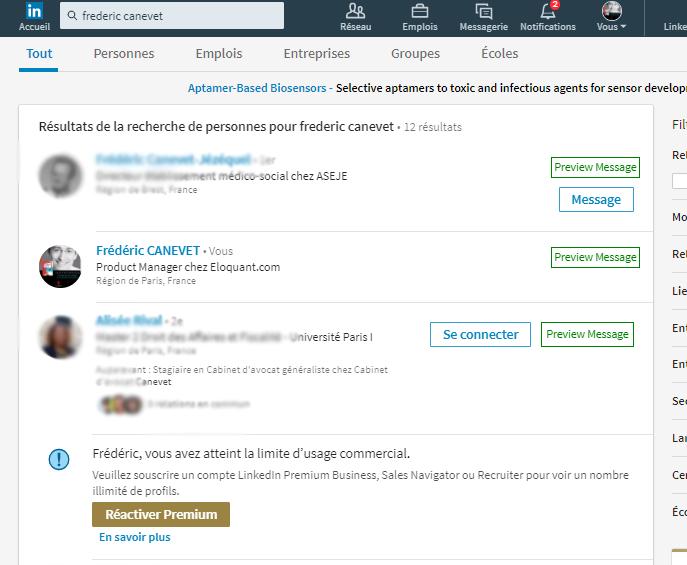 Comment avoir Linkedin Premium gratuitement ? 6