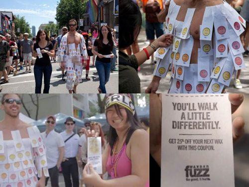 Boostez la puissance du Street Marketing avec des Hommes Sandwich  – Walkcast sur les Hommes Sandwich & uniformes [6] 8