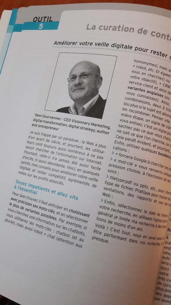 Critique du livre : La boîte à outils du Marketing Digital par Stéphane Trupheme et Philippe Gastaud + Focus Growth Hacking 8