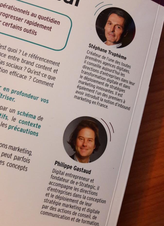 Critique du livre : La boîte à outils du Marketing Digital par Stéphane Trupheme et Philippe Gastaud + Focus Growth Hacking 2