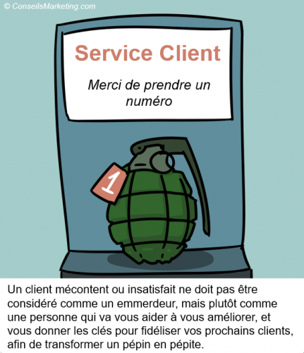 La BD de l'Expérience Client : 73 conseils pour optimiser votre Service Client 56