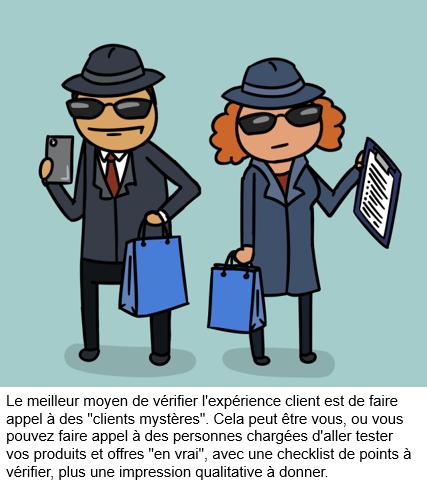 La BD de l'Expérience Client : 73 conseils pour optimiser votre Service Client 67