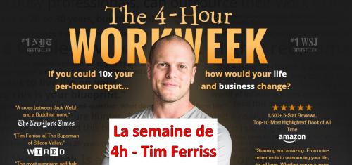 Voici mon avis sur le livre « La Semaine de 4 heures » de Tim Ferriss 24