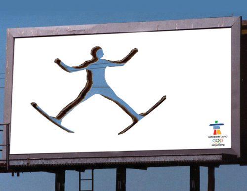 Les publicités les plus originales et créatives sur les Jeux ! 7