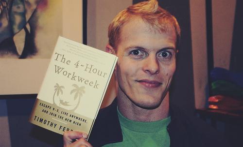 Voici mon avis sur le livre « La Semaine de 4 heures » de Tim Ferriss 3