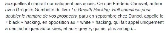 ConseilsMarketing.com cité dans LeMonde.fr ! 3