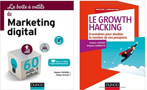Critique du livre : La boîte à outils du Marketing Digital par Stéphane Trupheme et Philippe Gastaud + Focus Growth Hacking 22