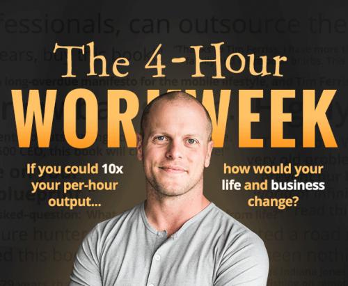 Voici mon avis sur le livre « La Semaine de 4 heures » de Tim Ferriss 19