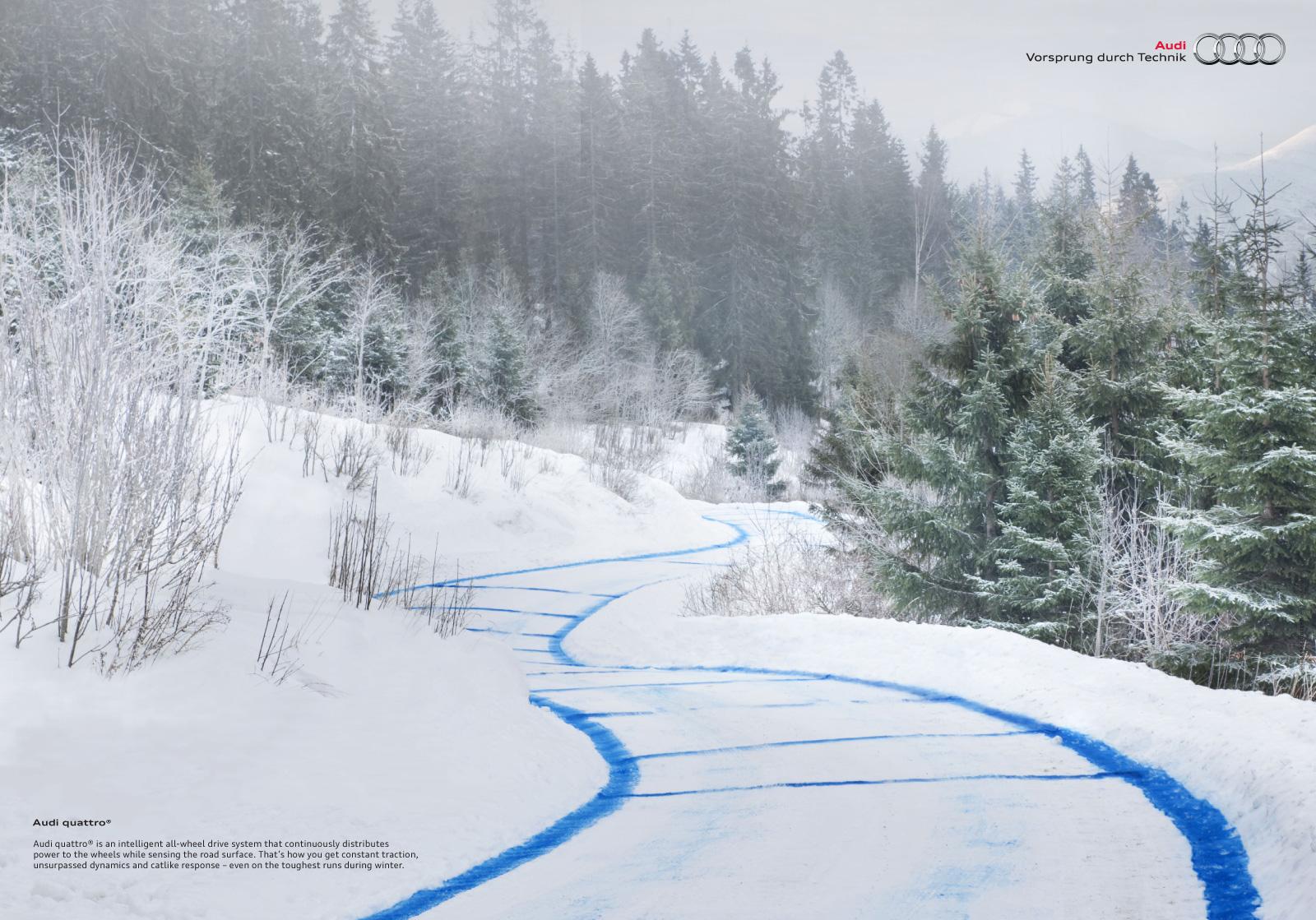 Bon courage aux Parisiens : les 80 publicités les plus créatives sur la Neige #neigeparis 11