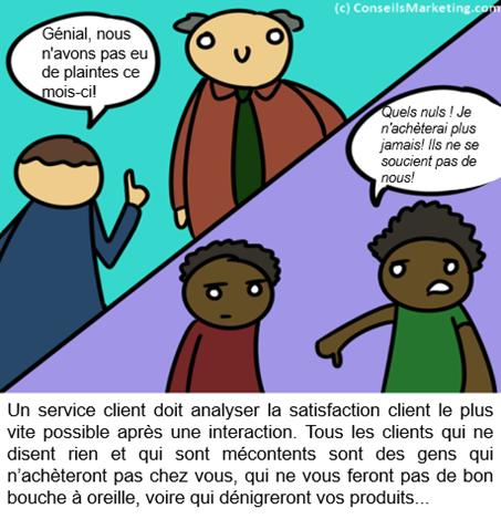 Comment mettre en place une enquête de satisfaction par SMS ? 11