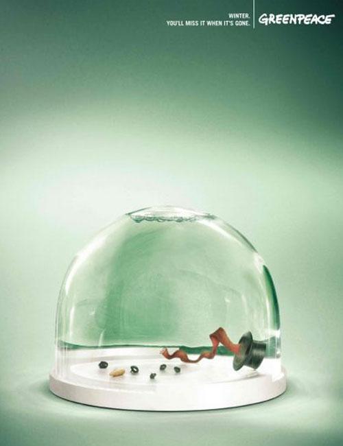 Bon courage aux Parisiens : les 80 publicités les plus créatives sur la Neige #neigeparis 36
