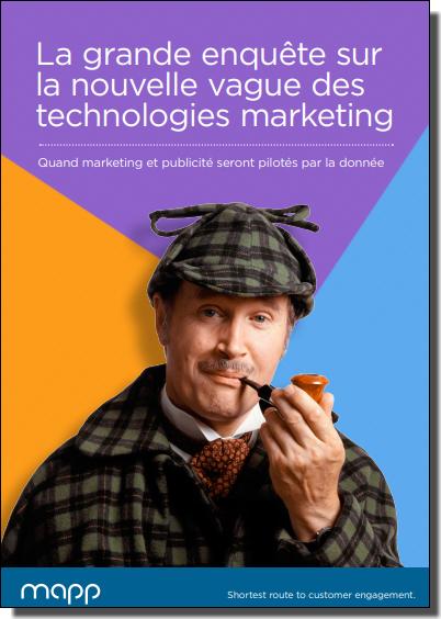Livre Blanc : Le Marketing de demain sera-t-il piloté par la donnée ou par l'expérience client ? 1