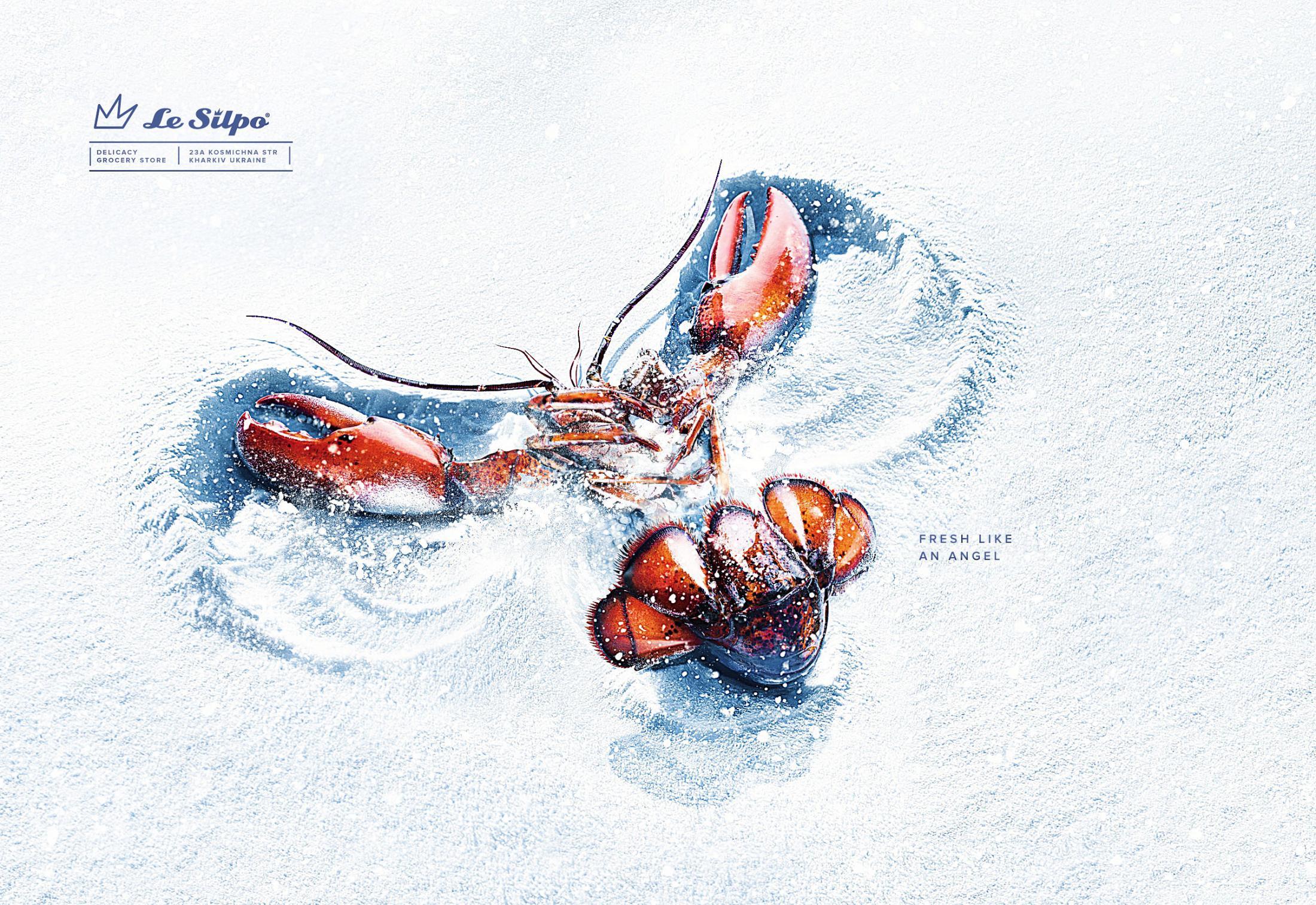 Bon courage aux Parisiens : les 80 publicités les plus créatives sur la Neige #neigeparis 46