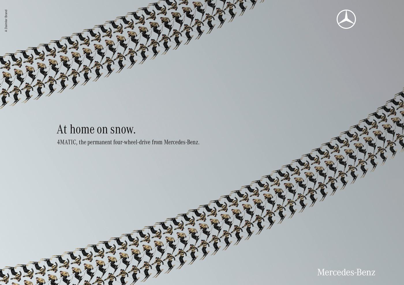 Bon courage aux Parisiens : les 80 publicités les plus créatives sur la Neige #neigeparis 51