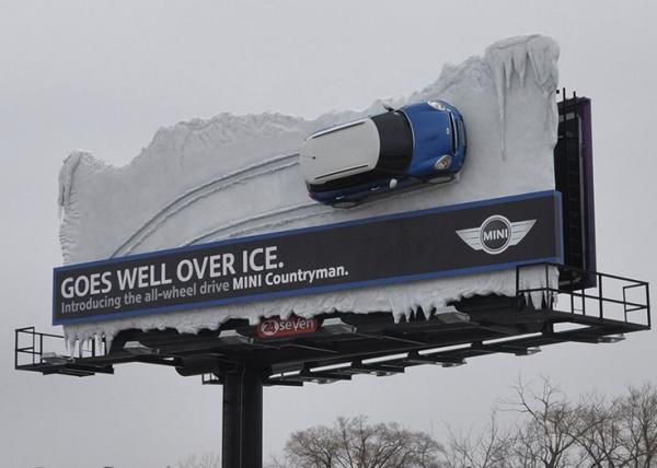 Bon courage aux Parisiens : les 80 publicités les plus créatives sur la Neige #neigeparis 52