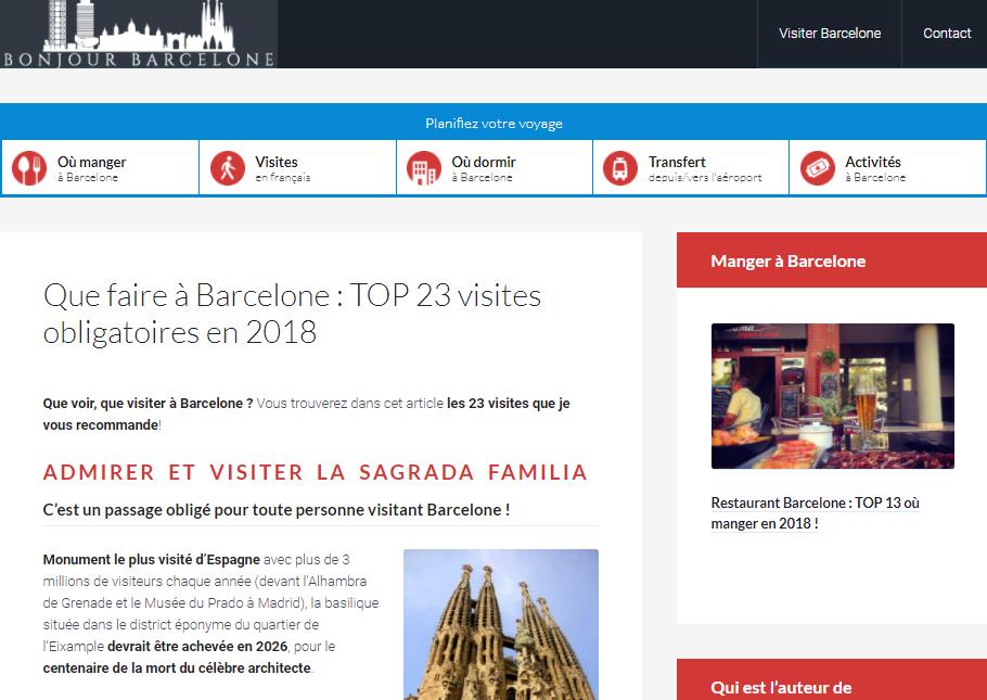 Cas Pratique : Voici comment Thibaut de bonjourlisbonne.fr gagne 3 000€/mois avec un blog sur le tourisme 21
