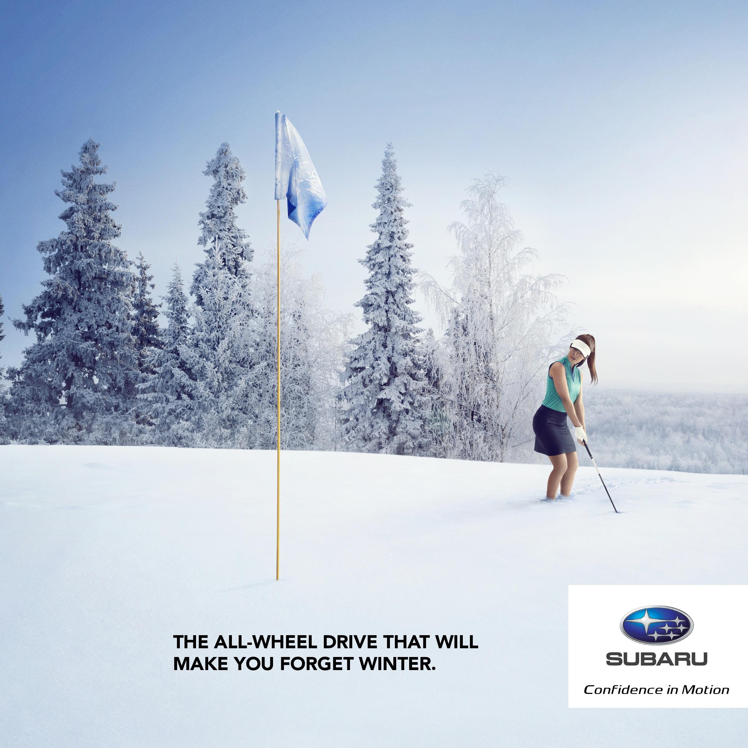Bon courage aux Parisiens : les 80 publicités les plus créatives sur la Neige #neigeparis 58