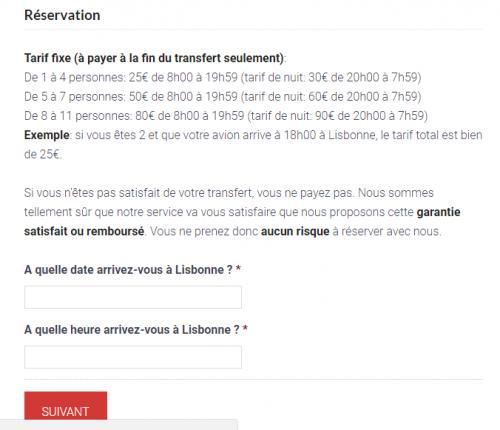 Cas Pratique : Voici comment Thibaut de bonjourlisbonne.fr gagne 3 000€/mois avec un blog sur le tourisme 12