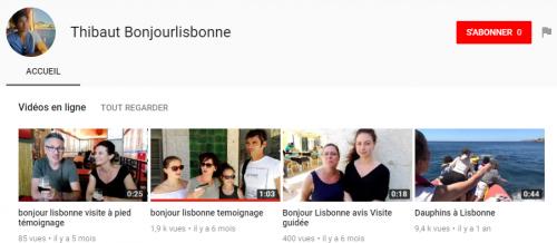 Cas Pratique : Voici comment Thibaut de bonjourlisbonne.fr gagne 3 000€/mois avec un blog sur le tourisme 16