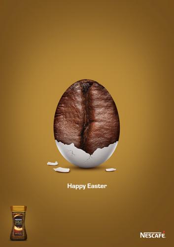 Les plus belles et plus drôles pubs sur Pâques - Best Easter Ads 8