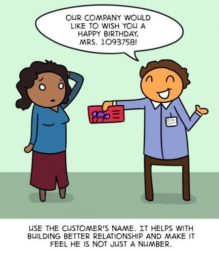 The Customer Experience Cartoon - English version 16