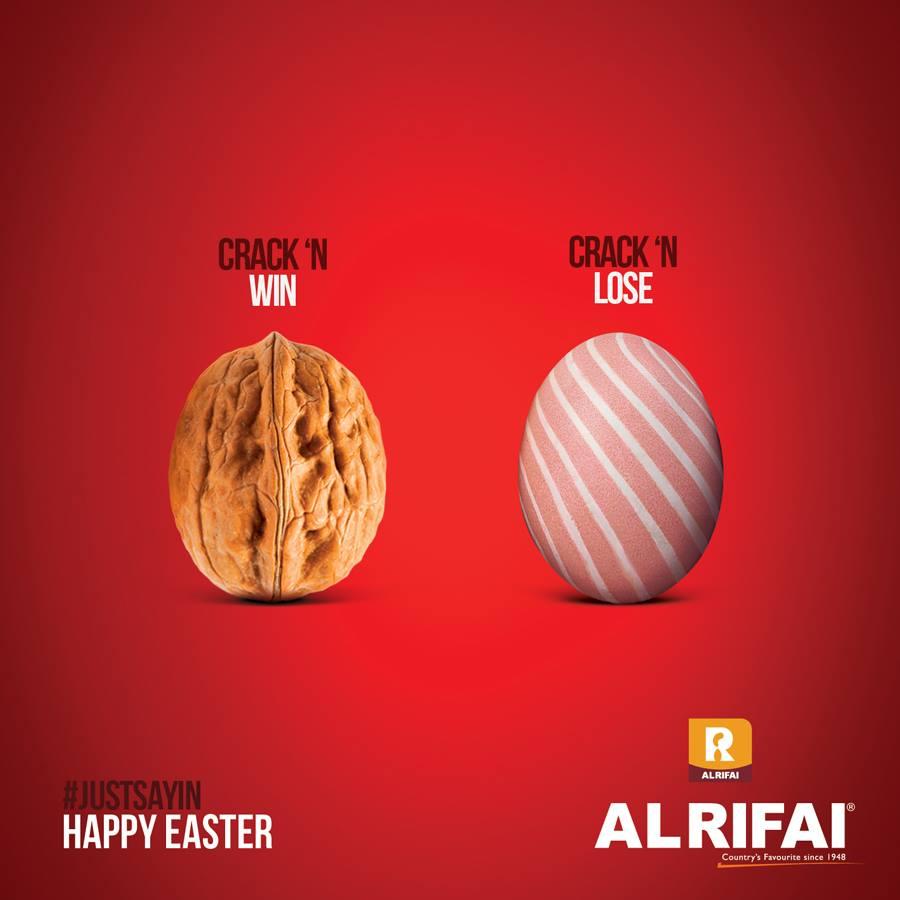 Les plus belles et plus drôles pubs sur Pâques - Best Easter Ads 15