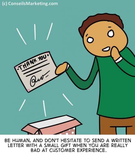 The Customer Experience Cartoon - English version 13