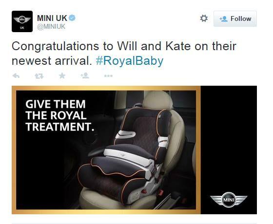 Royal Baby : même les publicitaires en sont fous [40 publicités hyper créatives] #royalbaby 33