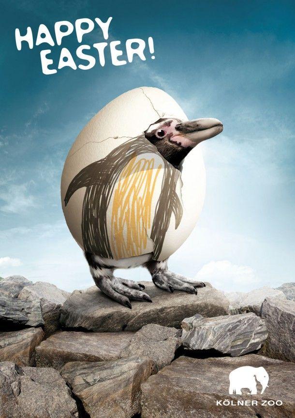 Les plus belles et plus drôles pubs sur Pâques - Best Easter Ads 9