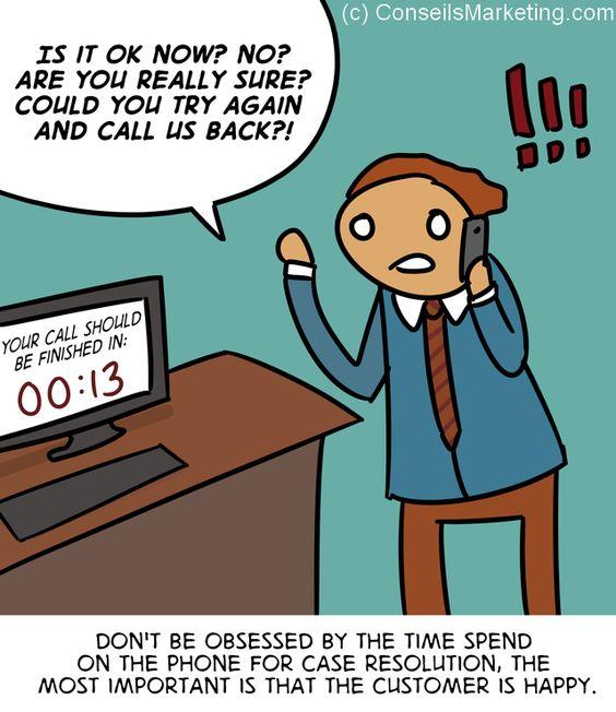 The Customer Experience Cartoon - English version 10