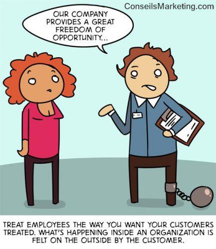 The Customer Experience Cartoon - English version 15