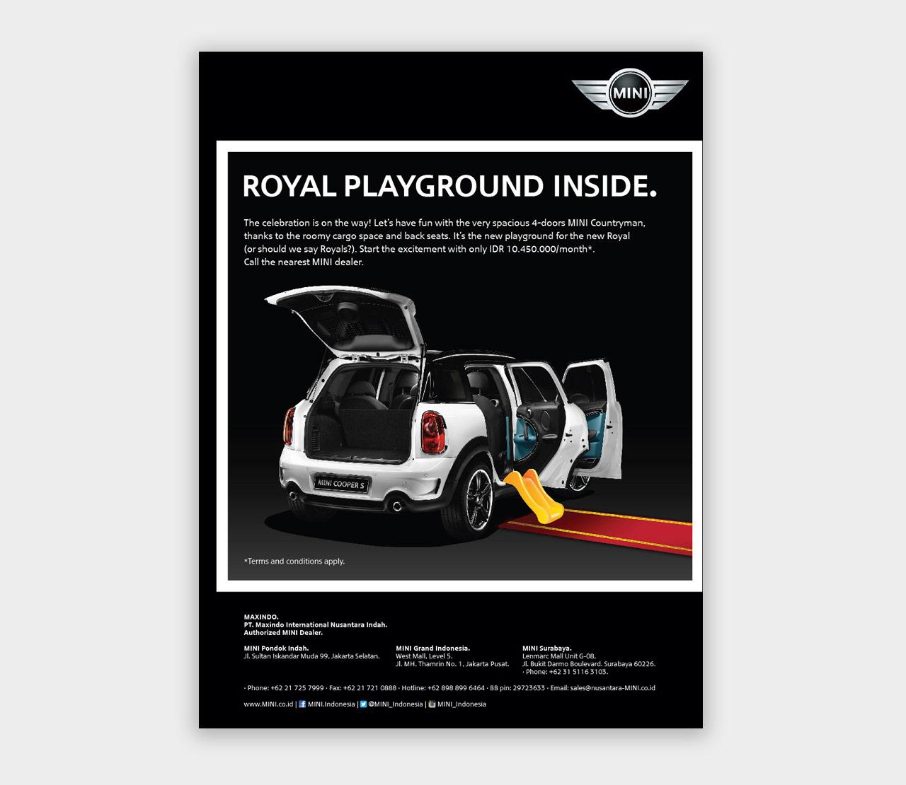 Royal Baby : même les publicitaires en sont fous [40 publicités hyper créatives] #royalbaby 35
