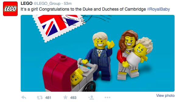 Royal Baby : même les publicitaires en sont fous [40 publicités hyper créatives] #royalbaby 5
